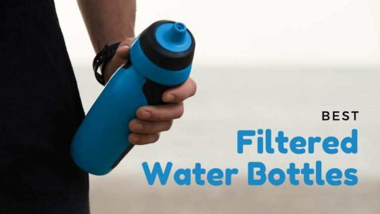 6 Best Filtered Water Bottles
