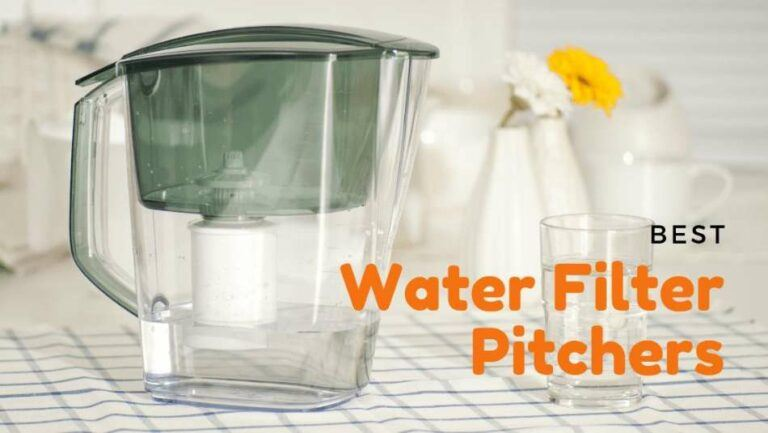5 Best Water Filter Pitchers (with Reviews)