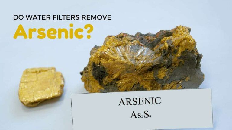Do Water Filters Remove Arsenic?