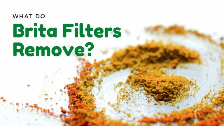 What Do Brita Filters Remove?