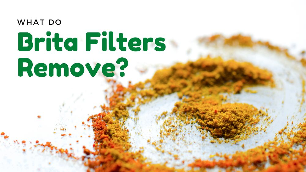 What do Brita filters remove