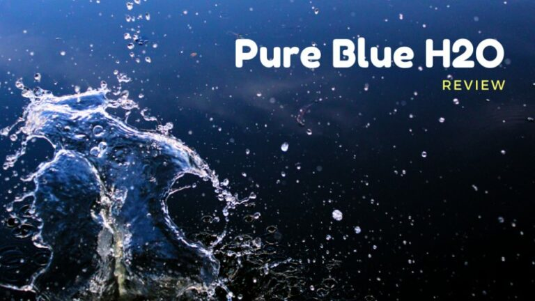 Pure Blue H2O Water Filter Review