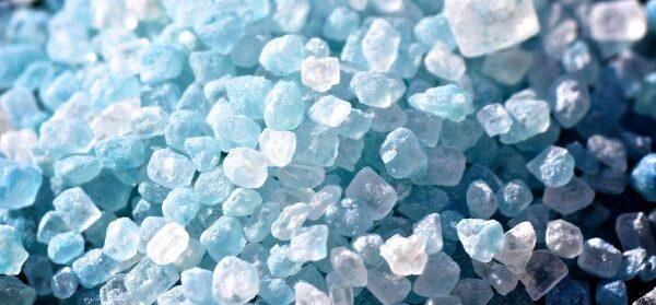 blue salt for water softener